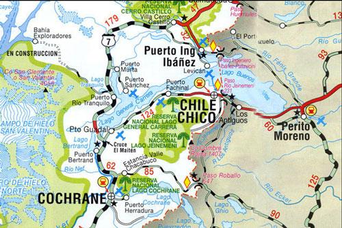 Atractivos Hoster 237 A De La Patagonia